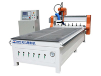 TM-1325-ATC Linear Type Auto Tool Changer CNC Router