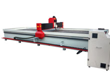 Large-scale CNC Router